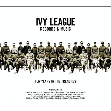 Ivy League 10 Years In The Trenches - Various Artists