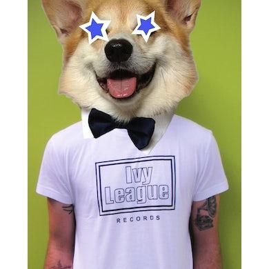 Ivy League White Ben Sherman mens fit t-shirt