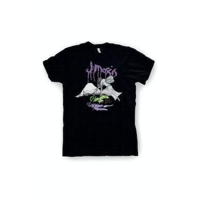 J Mascis Elastic Black Tshirt