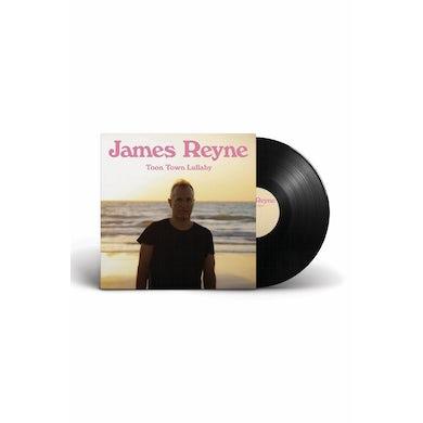 James Reyne Toon Town Lullaby LP (180g Black Vinyl)