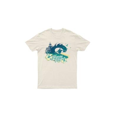 James Reyne Surfer Natural Tshirt