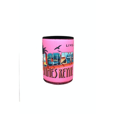 James Reyne All Crawl Pink Stubby