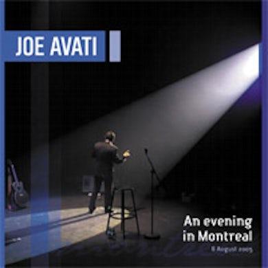 Joe Avati An Evening In Montreal CD