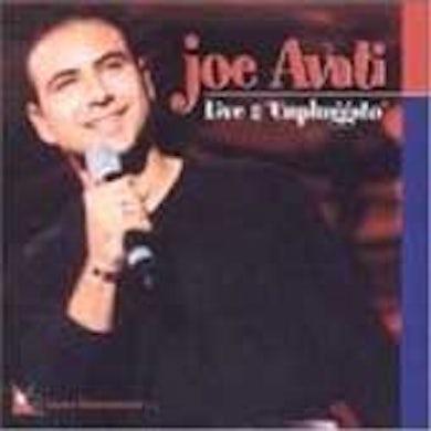 Joe Avati Live and Unplungatto CD