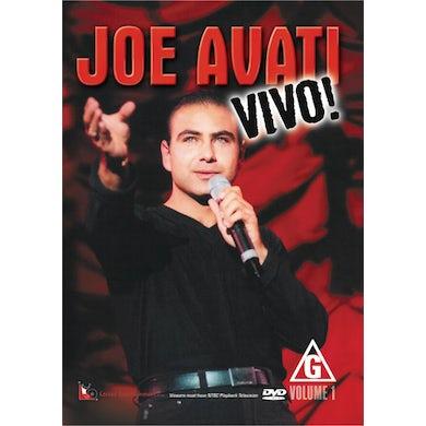 Joe Avati Vivo DVD