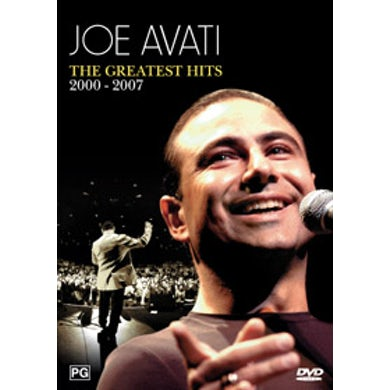 Joe Avati The Greatest Hits DVD