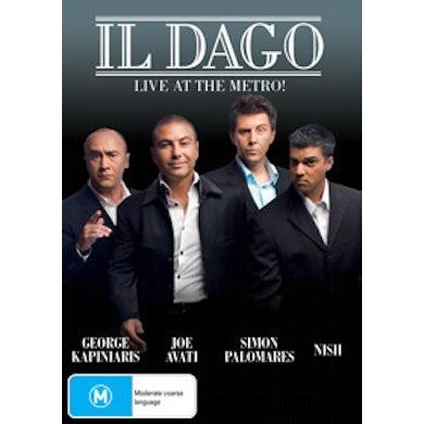 Joe Avati il Dago Live At The Metro DVD