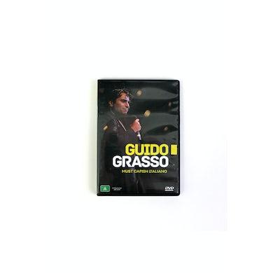 Joe Avati Guido Grasso - Must Capish Italiano DVD