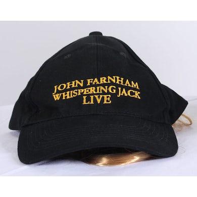 John Farnham Cap with Whispering Jack Mullet