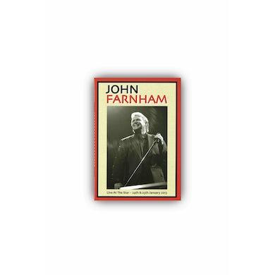John Farnham 2013 The Star Concert Program