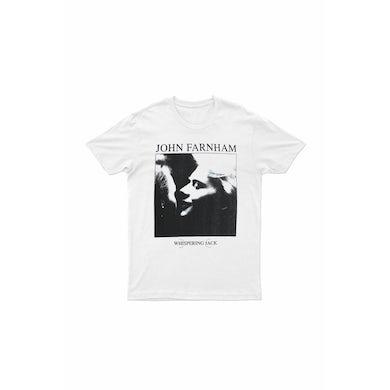 John Farnham Falls Jack White Tshirt