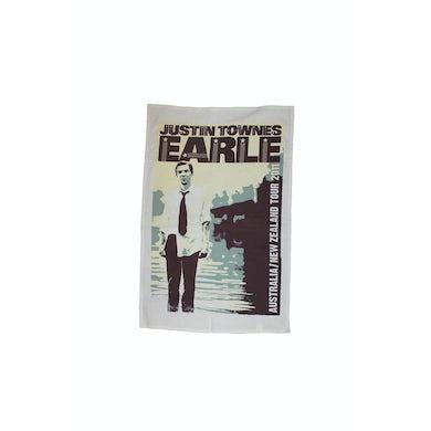 Tea Towel Australian/NZ Tour 2011