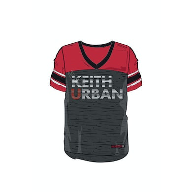 Keith Urban Graffiti Ladies Jersey