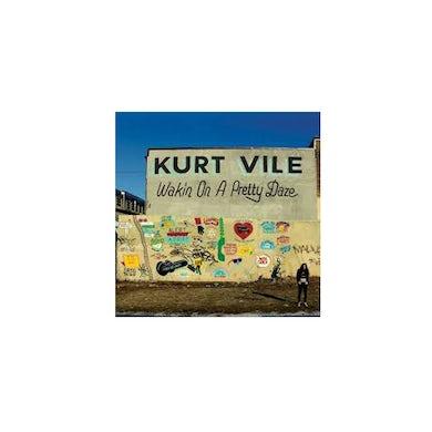 Kurt Vile Walkin' on a Pretty Daze CD