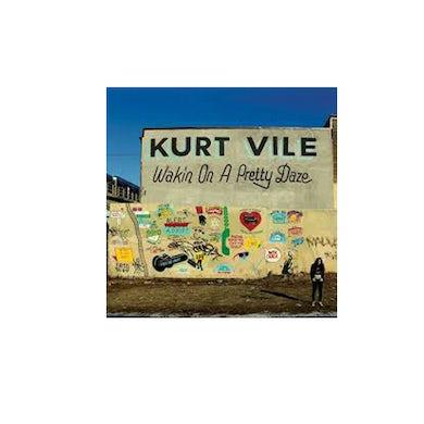 Kurt Vile Walkin' on a Pretty Daze - LP (Vinyl)