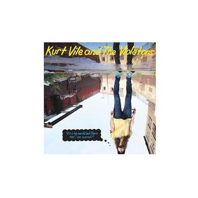 Kurt Vile It's a big world - LP (Vinyl)