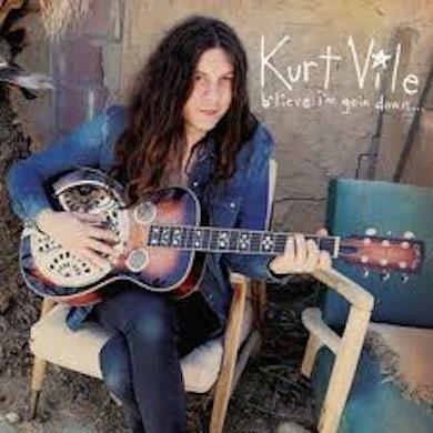 Kurt Vile B'lieve Im Going Down (LP) Vinyl