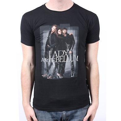 Lady A Standing Black Tshirt