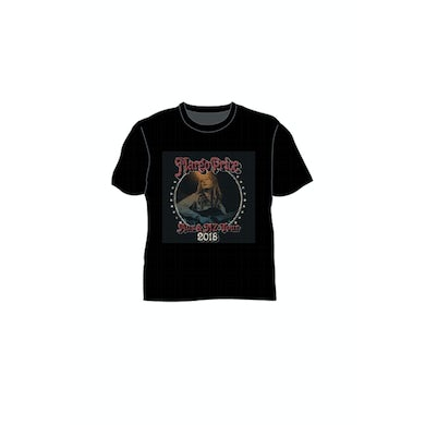 Margo Price Australian /NZ Tour 2018 Black Tshirt