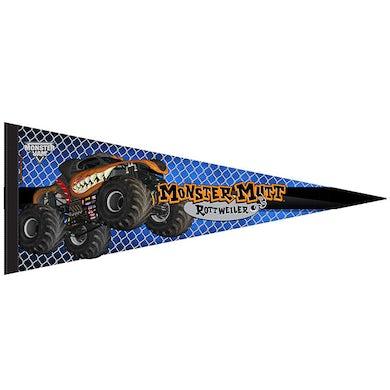 Monster Jam Rottweiler Flag
