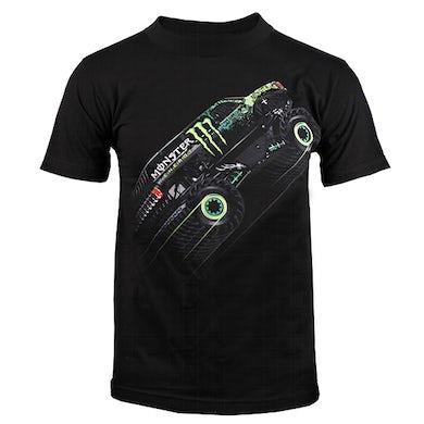 Monster Jam Monster Energy Wrap Tee
