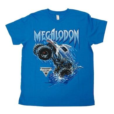 Monster Jam Megalodon Breach Youth Tee