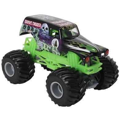 Monster Jam 1:24 Grave Digger Truck