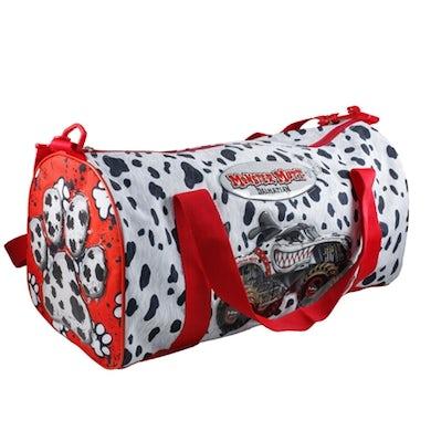 Monster Jam Monster Mutt Dalmatian Duffel Bag