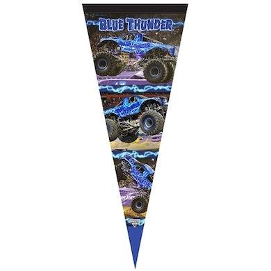 Monster Jam Blue Thunder Flag