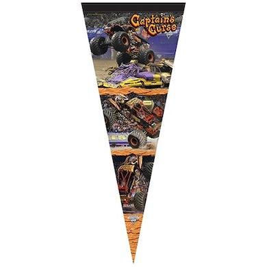 Monster Jam Captain's Curse Flag