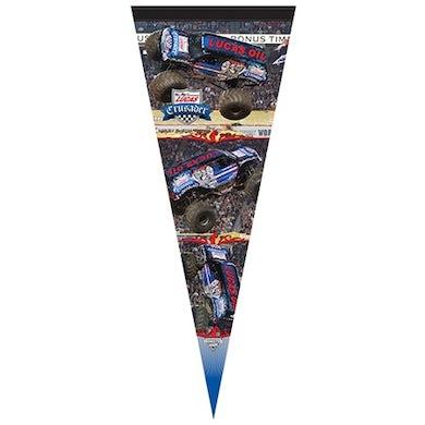 Monster Jam Crusader Flag