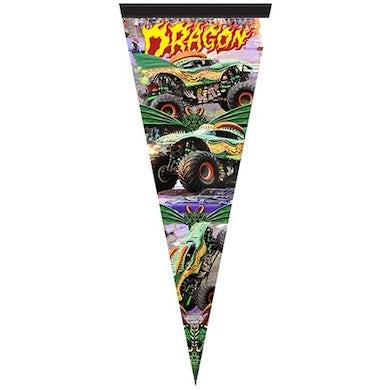 Monster Jam Dragon Flag