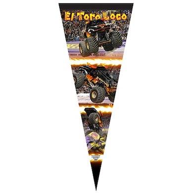 Monster Jam El Toro Loco Black Flag