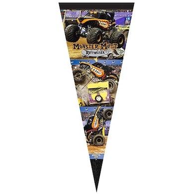 Monster Jam Monster Mutt Rottweiler Flag