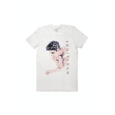 Montaigne Photo White Tshirt w tour dates