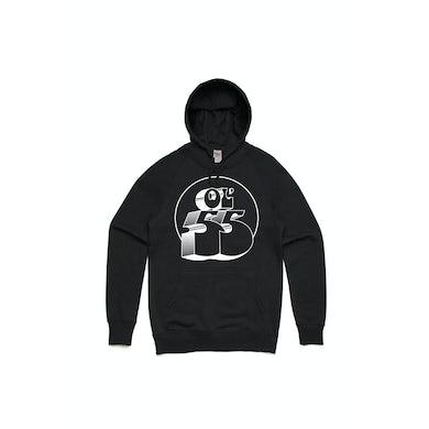 Classic Logo Black Hoody