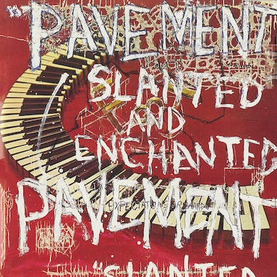 Pavement Slanted And Enchanted LP (Vinyl)