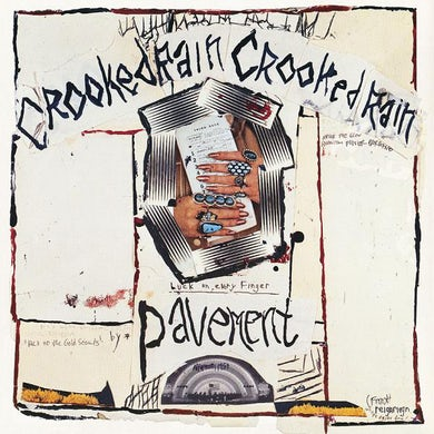 Pavement CROOKED RAIN (LP) VINYL