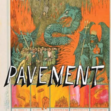 Pavement QUARANTINE THE PAST: THE (LP) VINYL