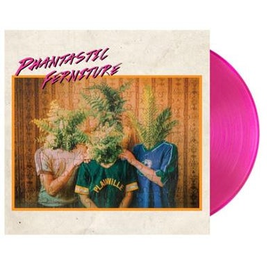 Phantastic Ferniture Limited Edition PINK LP (Vinyl)