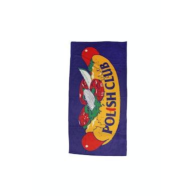 POLISH CLUB Beach Towel