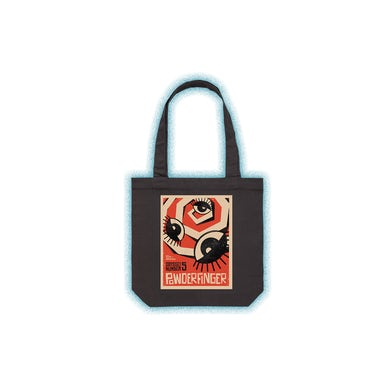 Powderfinger Eyes Black Tote