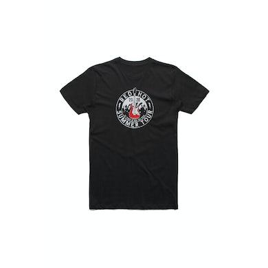 Red Hot Summer Tour 2020 Event Black Tshirt