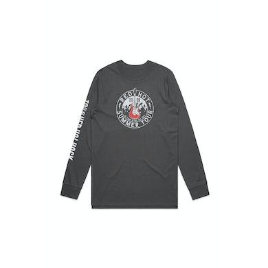 Red Hot Summer Tour 2020 Event Grey Longsleeve Tshirt