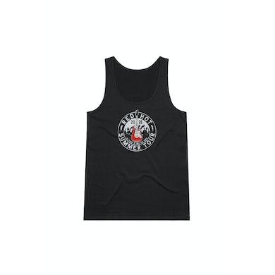 Red Hot Summer Tour 2020 Event Mens Black Singlet