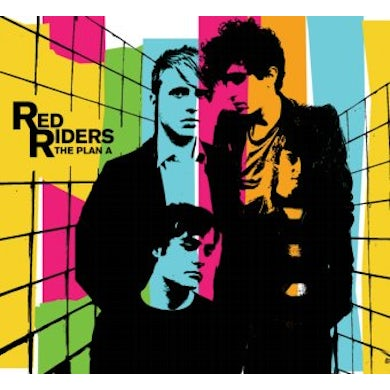 Red Riders The Plan A CD