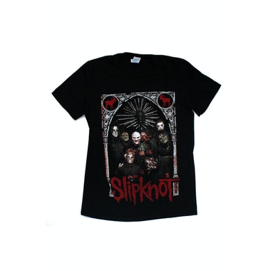 Slipknot Alter Black Tshirt w/dates