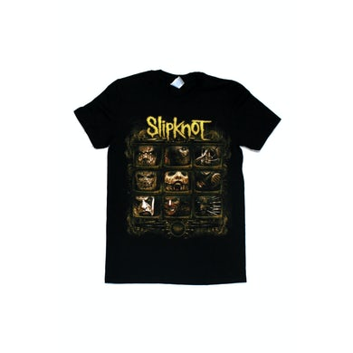 Slipknot Formaldehyde Black Tshirt