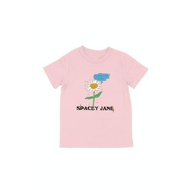 Daisy Pink Kids Tee