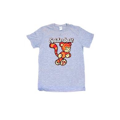 Spiderbait Grey Tiger Tshirt